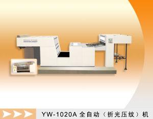 Offset-Press Type Embossing Machine (YW-1020C)