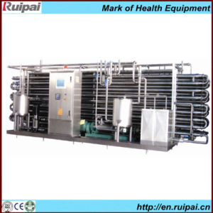 Uht Instantaneous Tube&Plate Sterilizer Machine with CE pictures & photos