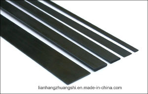 Pultrusion Carbon Fiber Flat Strips pictures & photos