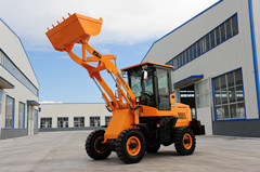 32HP Hydraulic Small Wheel Loader, Mini Hydraulic Loader pictures & photos