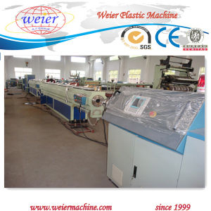PP PE PPR Water Pipe Extrusion Machine Production Line pictures & photos