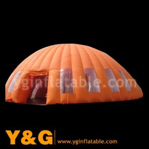 Semitransparent Inflatable Dome (GN004)