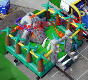 Inflatable Dragon Funcity/ Inflatable Funcity/Castle pictures & photos
