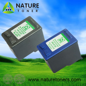 Compatible Brand New Ink Cartridge C8727 (No. 27) , C8728 (No. 28) for HP Printer pictures & photos
