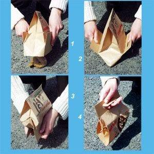 Pet Poo Pick Bag, Dog Poop Pick Bag (PB-0002)