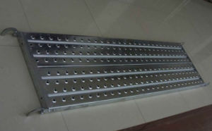 Steel Scaffolding Deck for Frame System pictures & photos