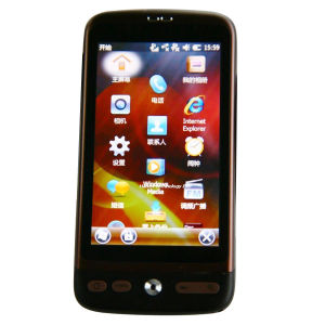 Dual SIM WiFi GPS Android 2.2 Smart Mobile Phone (A3V)