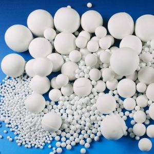 Dry Grinding Ceramic Balls for Glaze, Chemicals (92% super, 95%) pictures & photos