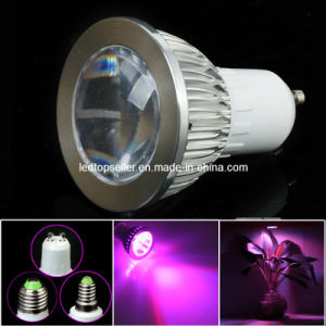 New 5W/7W E27/E14/GU10 LED Grow Light (ZW0069)