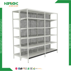 Promotional Steel Frame Gondola Store Shelving pictures & photos
