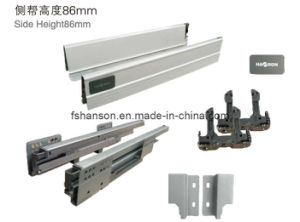 Furniture Hardware-Drawer Slide System (HS100.100)