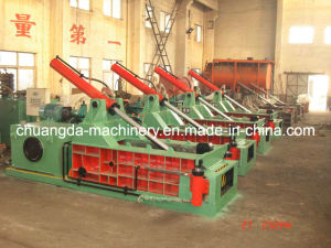 Metal Recycling Machine Scrap Metal Baler (YD1350) pictures & photos