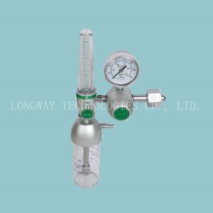 Flow Meter with Oxygen Regulator
