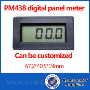 PM438 3 1/2 Digital Panel Meter pictures & photos