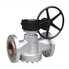 Inverted Pressure Lubricated Plug Valve pictures & photos