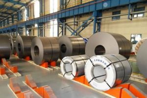 Cold Rolled Steel Coil in Stock pictures & photos