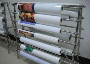 Semi-Glossy PP Paper for Eco-Solvent (MS-190MN)