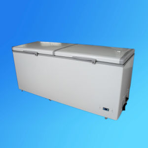 Low Temperature Freezer with Top Open Door pictures & photos