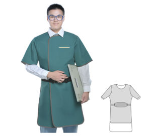 Ma1101 Radiation Protective Lead Cloth Lead Apron pictures & photos