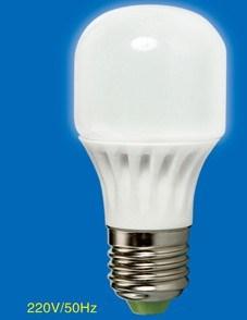 E27 3W LED Ceramic Corn Lamp