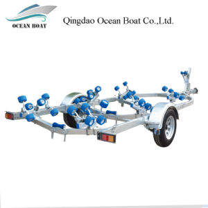 Dyz690r New Style Low Price Boat Trailer for 6.8m Boat pictures & photos