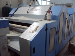 Hybrid Fiber Carding and Spinning Machine (CLJ) pictures & photos