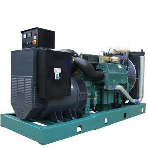 Diesel Generator Set (VOLVO, 77KW-605KW, 60HZ)