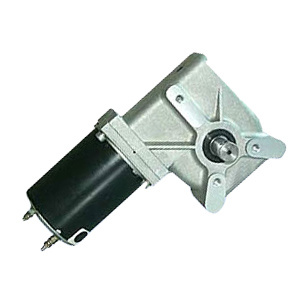 DC Worm Gear Motor (80ZYJ-W) pictures & photos
