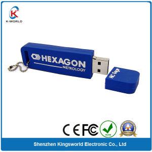 Custom PVC Logo Shape USB Flash Drive PVC USB Flash