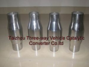 Metallic 200cpsi High Flow Catalytic Converter for Sport Vehicle pictures & photos