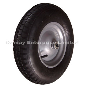 Pneumatic Rubber Wheel (PR1612) pictures & photos
