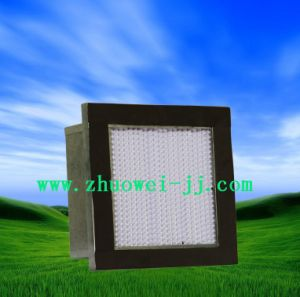 Flange or Box Frame HEPA V Bank Filter (HV) pictures & photos