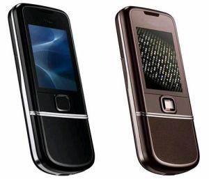 Mobile Phone (8800 Sapphire Arte)