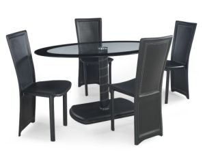 China supreme table for diningroom with chairs china