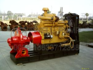 Double Suction Split Casing Fire Centrifugal Pump pictures & photos