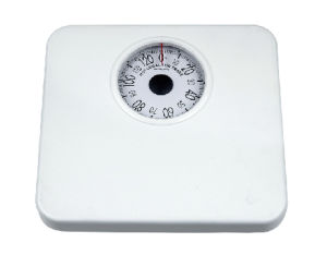 Iron Big Display Bathroom Scale / Body Scale pictures & photos