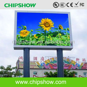 Chipshow High Quality P26.66 Full Color Outdoor LED Display pictures & photos