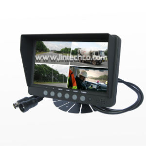7 Inch Quad Function LCD Monitor (LM-070Q-A)