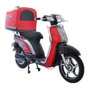 Useful Pedals Electric Scooter with Big Rear Box (AM-Fei Xun) pictures & photos