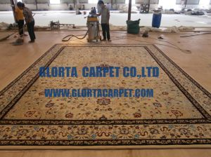 Hand Tufted / High Quality / Customized Size & Color /Wool& Silk Rug pictures & photos