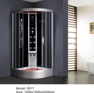 2014 Hot Luxury Computerized Shower Room with Steam Shower Cabin System (0917)