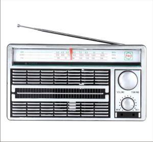 FM/AM/SW 3 Band Radio Receiver (BW-1202)