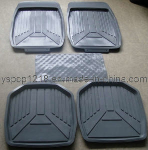 Anti-Slip Rubber & PVC Car Floor Mat (YS006)
