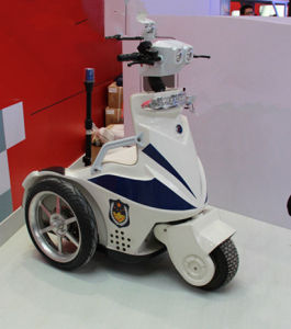 Lithium or Lead-Acid Battery Electric Scooter, E-Rider, Se-3 Patroller, T3 Motion, Raptor