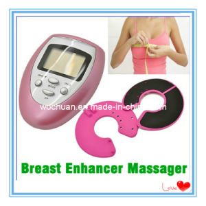 Portable Breast Enlargement, Breast Enhancer, Mini Vibrating Breast Care Enlarger Massage with EMS Function (W-881)