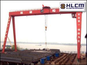 Shipyard Gantry Crane 09 with SGS pictures & photos