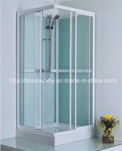 Classic White Shower Enclosure CE Approved (SW-8341)