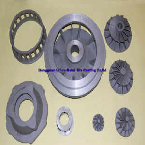 High Pressure Die Casting Parts pictures & photos
