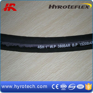 Hydraulic Hose 4sh (super high pressure) pictures & photos