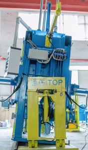 Tez-8080n Automatic Injection Epoxy Resin APG Clamping Machine Epoxy Resin Molding Machine